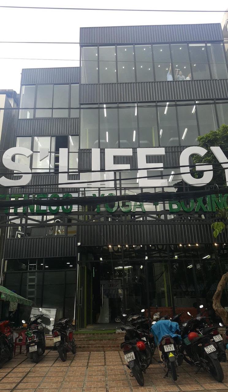 Triển khai phần mềm quản lý Gym Master cho Slife Gym
