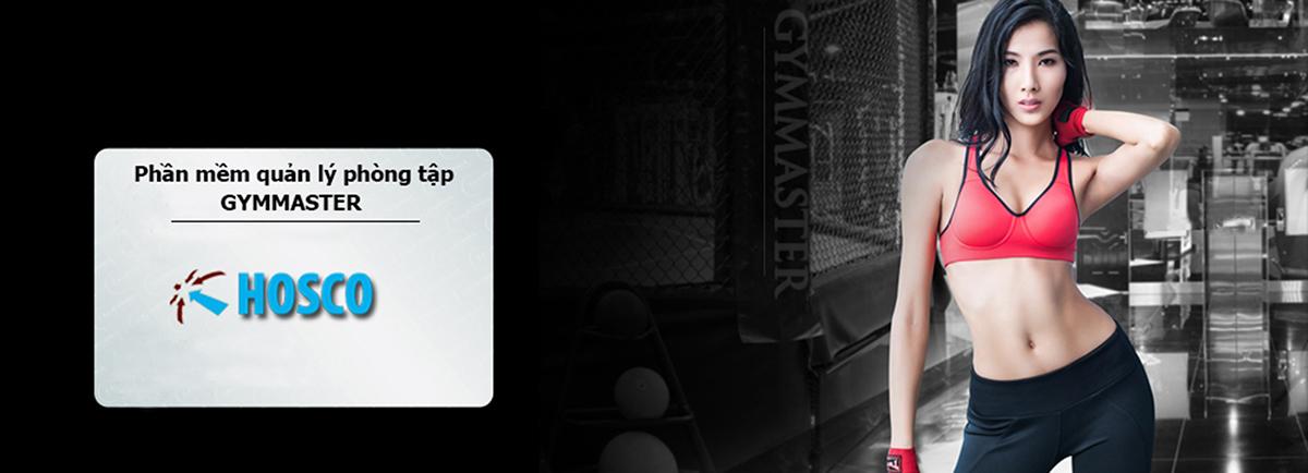 Gym Master – Quản lý hệ thống báo cáo – Tích hợp hệ thống cửa