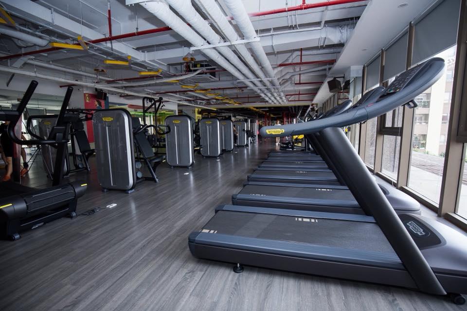 Triển khai thành công phần mềm quản lý fitness Gym Master cho Thehinhonline Duy Nguyễn