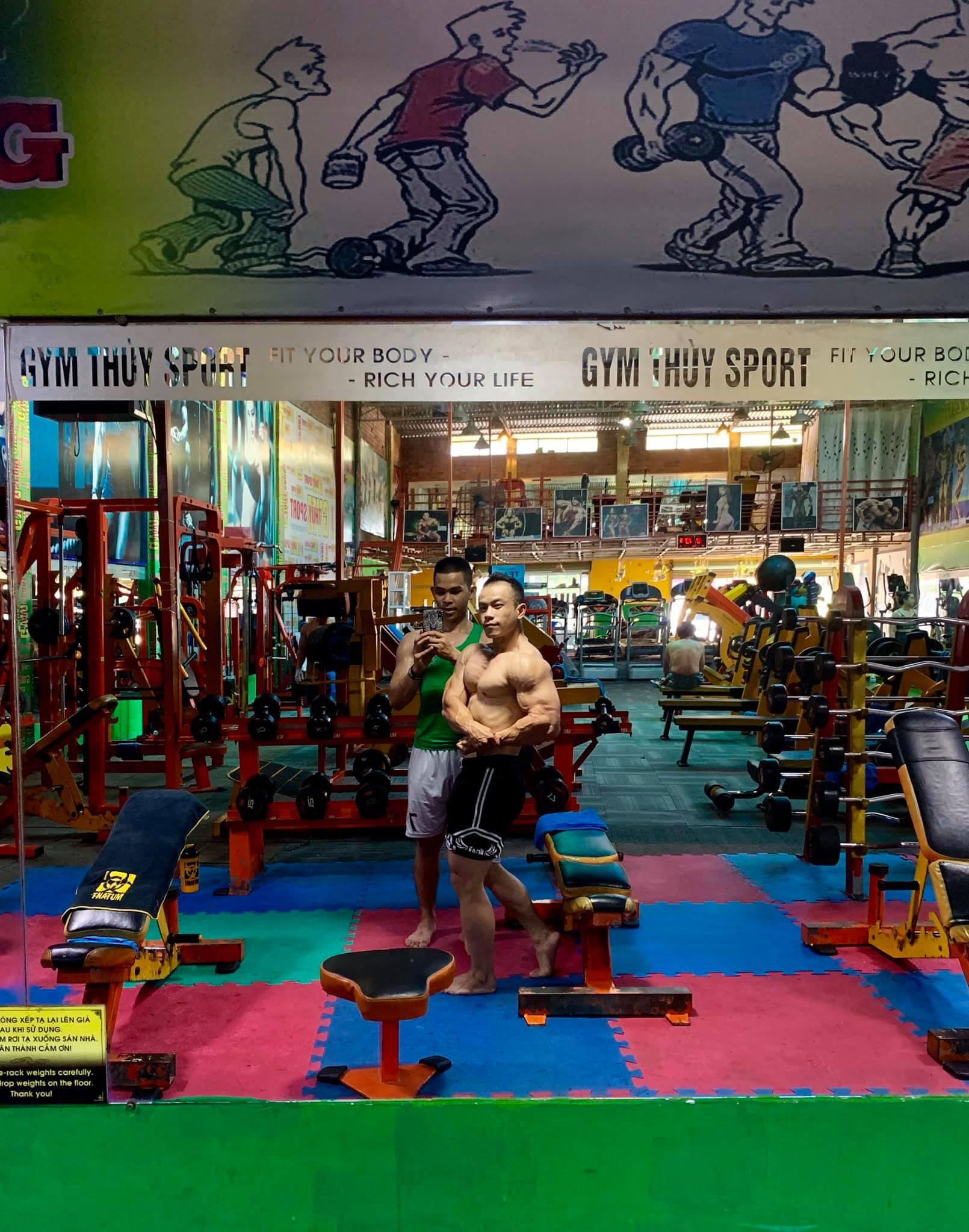 Triển khai phần mềm Fitness Gymmaster tại Club Thùy Sport.