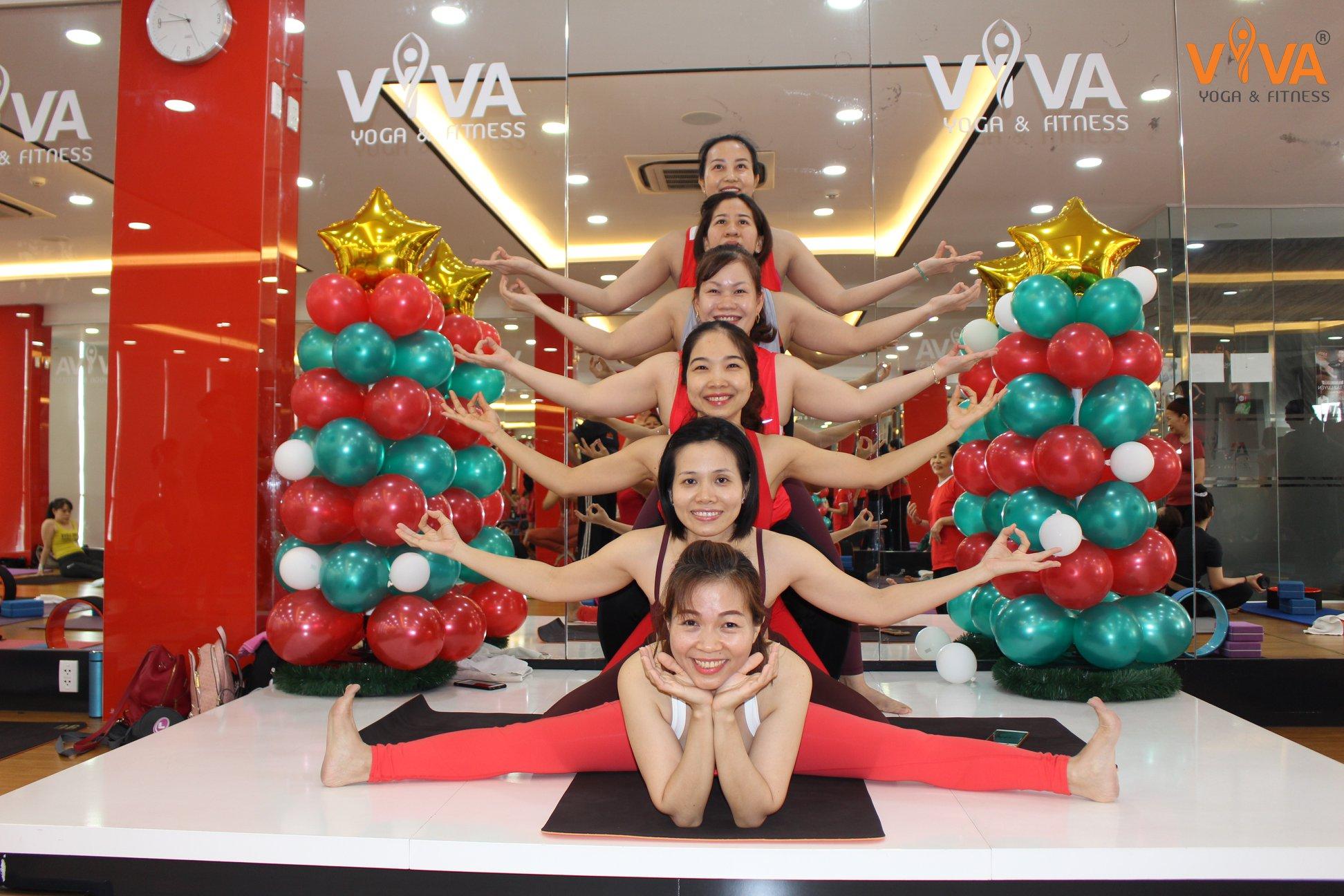 Gym Master Triển khai thành công phần mềm quản lý Yoga cho ViVa Yoga & Fitness