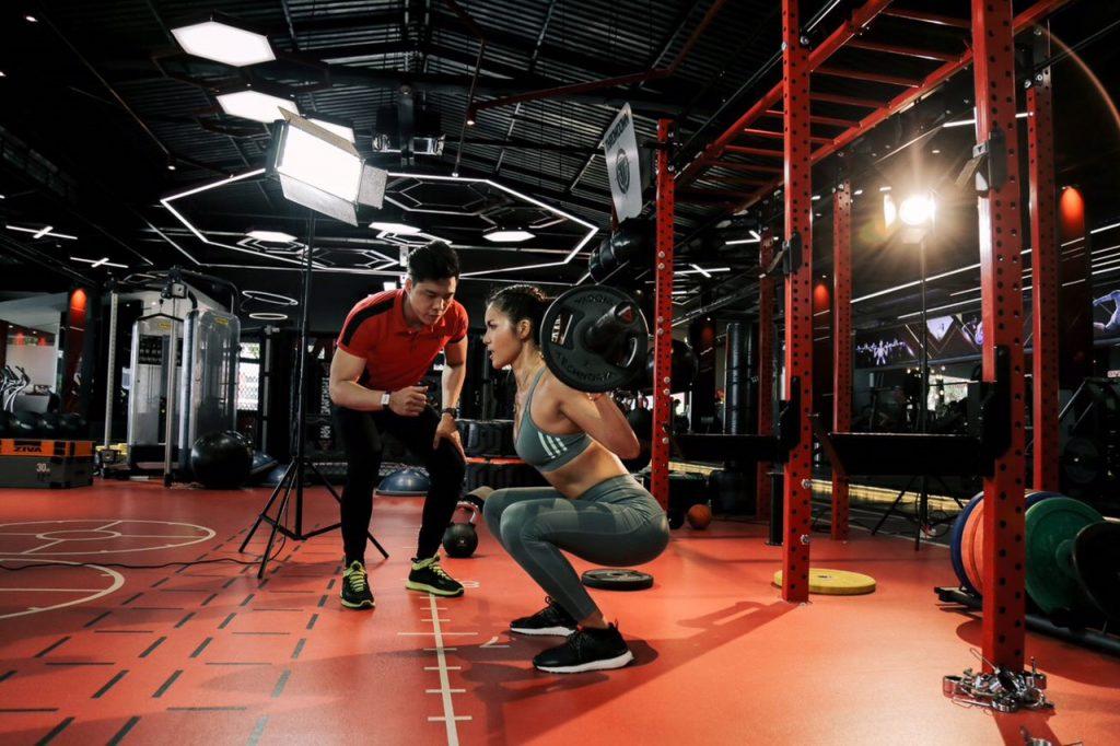 quản lý gym mô hình private