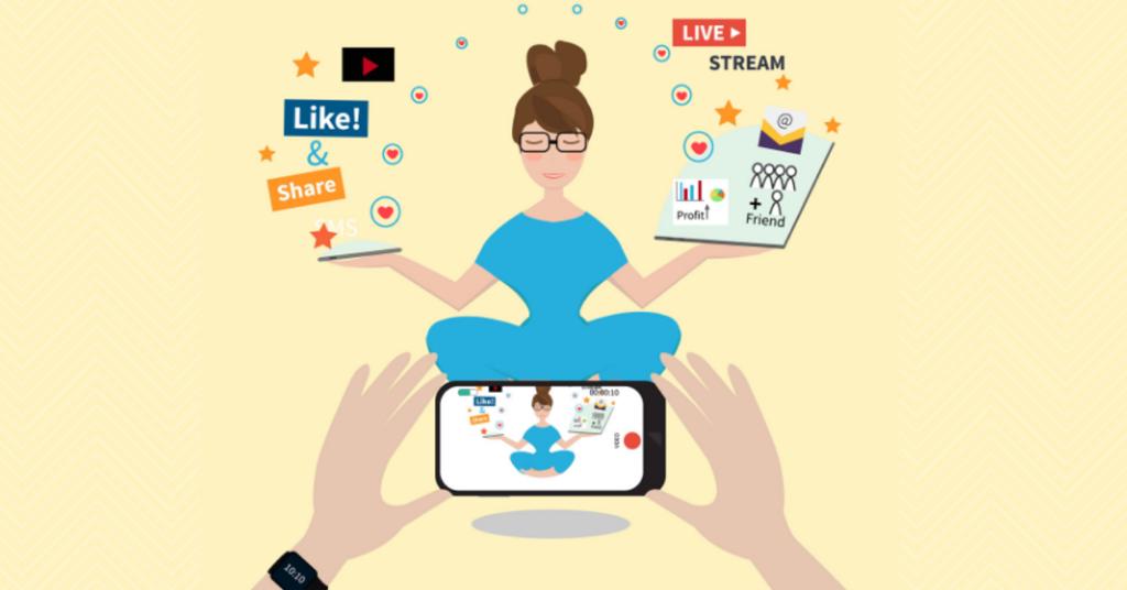 Bứt phá nền tảng Facebook livestream cho phòng tập Gym